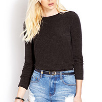 Day-Off Knit Top