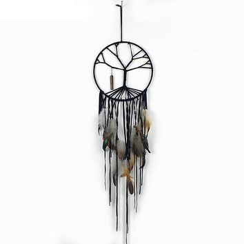 Nadine Tree Feather Dream Catcher
