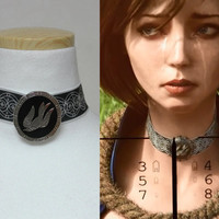 Elizabeth Chocker only from Bioshock Infinite