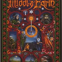 Middle Earth Peter Pracownik Art Poster 24x36