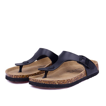 Plus Size 4-11 Summer Shoes Womens Orthotic Sandals 2017  Cork Sandal Good Quality Slip-on Casual Slippers Classics Flip Flop