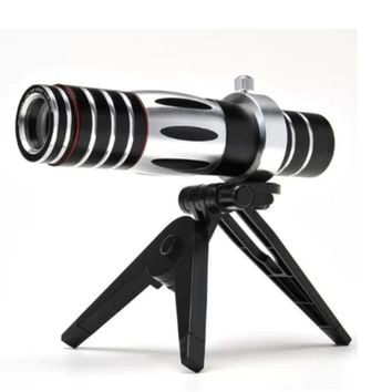 Mobile Phone Universal Zoom Telescope Optical  Long Lens Night Vision