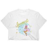Innocent Angel Crop Top