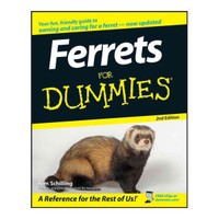 Ferrets For Dummies (2nd ed.)