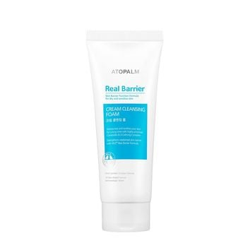 REAL BARRIER CLEANSING FOAM