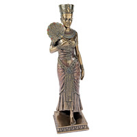 Park Avenue Collection Beautiful Egyptian Queen Nefertiti