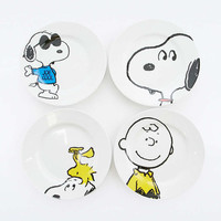 Peanuts Plates Set - Urban Outfitters