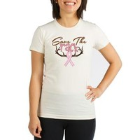 Save The Rack Breast Cancer Awareness T-Shirt> Save The Rack> Colors of the Rainbow
