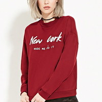 New York Graphic Sweatshirt