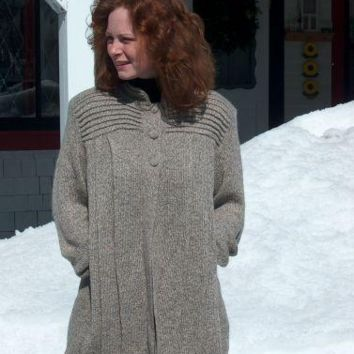 Pliegues Alpaca Sweater in Assorted Colors