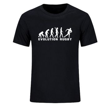 Evolution Rugby T-Shirts - Men's Top Tee