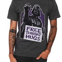 Star Wars Darth Vader Throat Hugs T-Shirt - 332977
