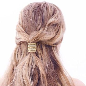 Bead Pony Piece by Chloe + Isabel