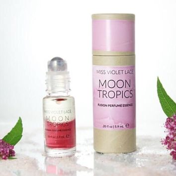 Miss Violet Lace Moon Tropics Fusion Perfume Essence