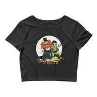 Ghoulfriends Crop Top