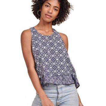JACK by BB Dakota Kinley Printed Tank