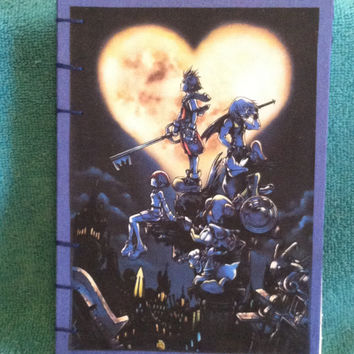 Kingdom Hearts Journal