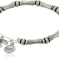 "Alex and Ani ""Bangle Bar"" Rafaelian Expandable Bracelet, 7.75"""