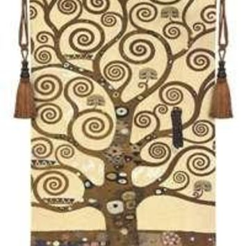 "Tree of Life - 34""x48"" Tapestry Wall Hanging"