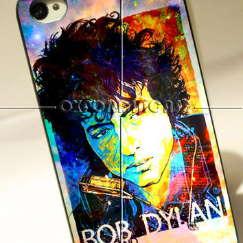 Bob Dylan And His Band Nebula Galaxy - for iPhone 4/4S case iPhone 5 case hard case hard cover
