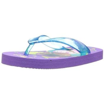 Disney Girls Doc McStuffins Printed Flip-Flops