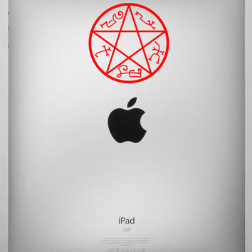 Supernatural Devil's Trap Vinyl Decal