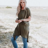 On A Trip Tunic Top