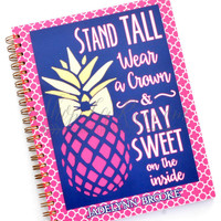 Jadelynn Brooke Stand Tall Journal
