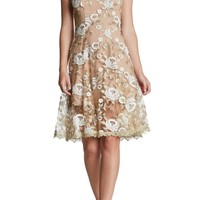 Dress the Population | Anne Embroidered Lace Dress | Nordstrom Rack