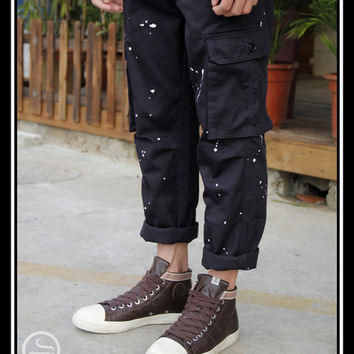 Casual Design Stylish Pants [8598684227]