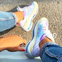 Nike Air Max 98 Trending Popular Women Leisure Air Cushion Sport Running Shoes Sneakers