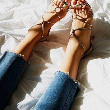 Free People Stella Kitten Heel