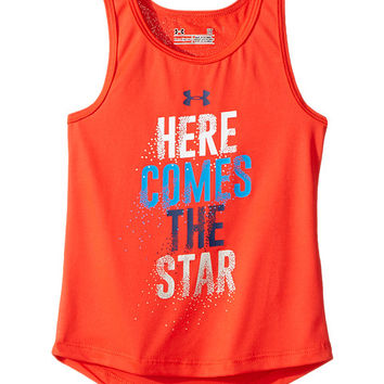 Under Armour Kids Here Comes The Star Tank Top (Toddler)