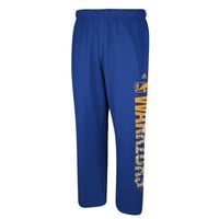 Golden State Warriors adidas Primal Elevation Fleece Pants – Royal Blue