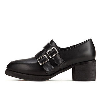 Shoes - Buckle Up - Boots - Shoes - Women - Modekungen