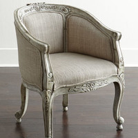 Linden Petite Bergere Chair