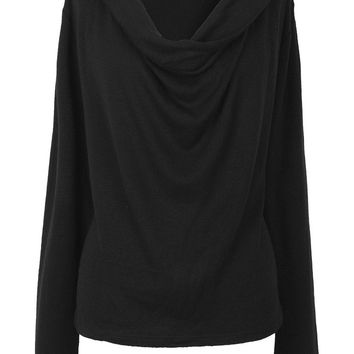 Cupshe The Show Must Go On Hooded Top