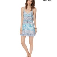 Aeropostale  Womens Paisley Flow Dress