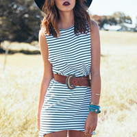 Horizontal Tank Dress | SABO SKIRT