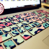 Keyboard-Decal MacBook Macbook Keyboard Decal/Macbook Pro Keyboard Skin/Macbook Air Sticker/Macbook vinyl sticker