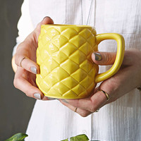 Pineapple Mug - Urban Outfitters