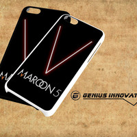 Maroon 5 V Samsung Galaxy S3 S4 S5 Note 3 , iPhone 4(S) 5(S) 5c 6 Plus , iPod 4 5 case