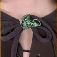 Lord of the Rings Leaf Clasp