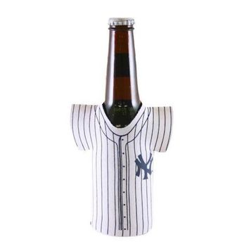 MLB New York NY Yankees Jersey Bottle Holder  Koozie Coozie