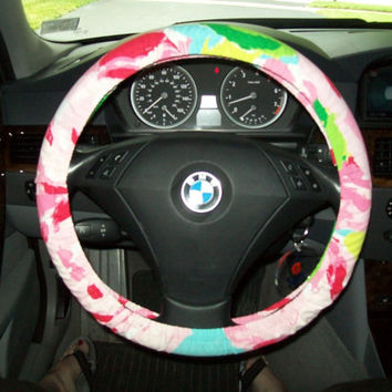 Designer Inspired Steering Wheel Cover