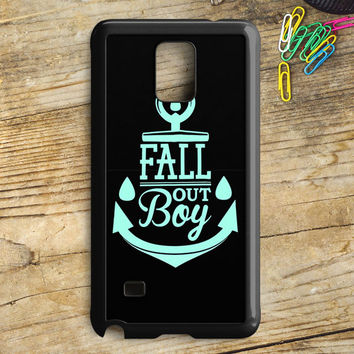 Fall Out Boy Album American Beauty American Psycho Samsung Galaxy Note 5 Case | armeyla.com