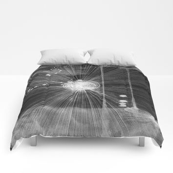 BHS Negative Image Comforters by DuckyB