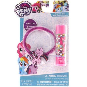 My Little Pony Lip Balm with Hair Tie