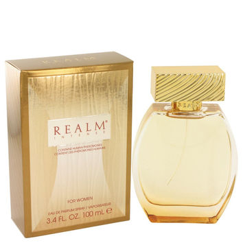 Realm Intense By Erox Eau De Parfum Spray 3.4 Oz