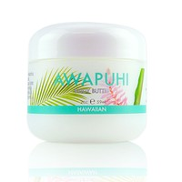 Maui Soap Co. - Awapuhi Body Butter with Aloe, Mac. Nut & Coconut Oil 2 oz
